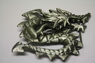 Gürtelschnalle Buckle DRACHEN Chinesischer Drache Dragon Drake Drakes