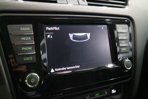 Skoda Octavia 1,4 TSi 150 Style Combi DSG billede 8