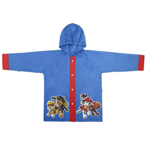 116 NEU DISNEY Kinder Regenjacke Poncho Paw Patrol Jacke 104