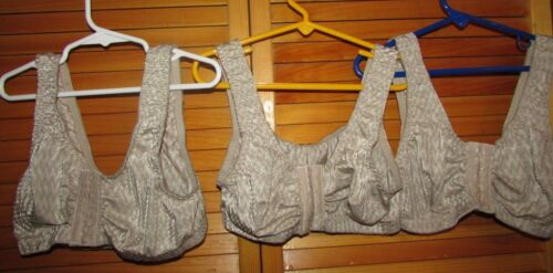25unstretched//26-28stretched 34 Carole Martin comfort bra 30 32 wireless lot