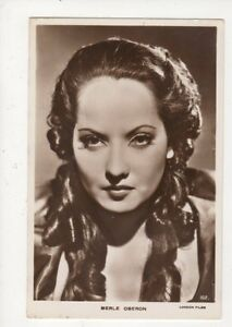 Merle Oberon Vintage RP Postcard Actress 568a - Aberystwyth, United Kingdom - I always try to provide a first class service to you, the customer. If you are not satisfied in any way, please let me know and the item can be returned for a full refund. Most purchases from business sellers are protected by - Aberystwyth, United Kingdom