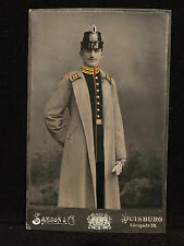 Original Bunt photo Garde Jaeger,Postkarten Groesse