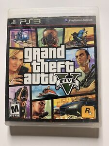Grand-Theft-Auto-V-PlayStation-3-PS3-Complete-Fast-Shipping