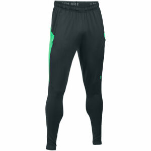 Under-Armour-Mens-Challenger-II-Knit-Pant-Anthracite-Vapor-Green-XL
