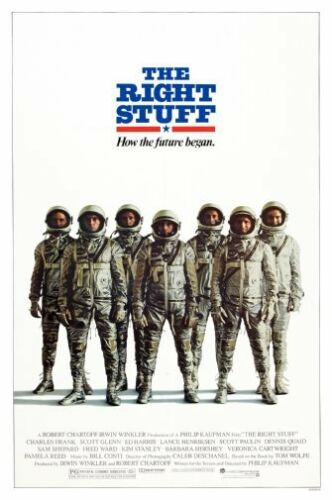 Right Stuff The Movie Poster Mini Poster 11inx17in 28cm x43cm