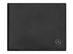 Original-Mercedes-Benz-Geldboerse-Herren-klassisch-Schwarz-Portemonnaie-B66953960