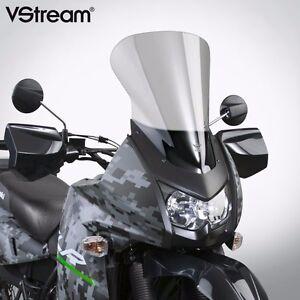 vstream sport touring windshield wind screen light tint. Black Bedroom Furniture Sets. Home Design Ideas