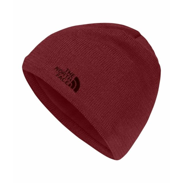 c5c0f311b The North Face Jim Beanie Sequoia Red/ Brunette Brown Unisex One Size