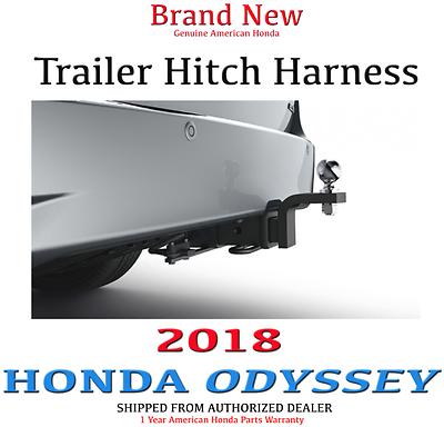 Genuine OEM Honda ODYSSEY Trailer Hitch Wire Harness 2018 Wiring | eBayeBay