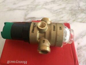 Honeywell D06F-1/2A 40°C 6 Bar Válvula Reductora de Presión