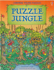Puzzle Jungle by S. Leigh (Paperback, 1995)
