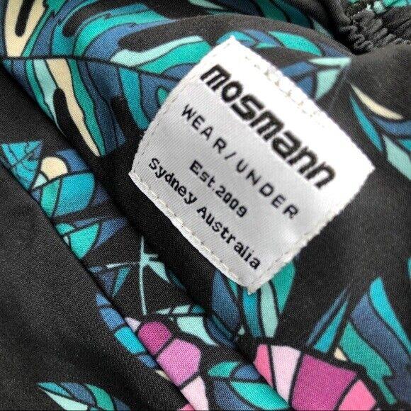 Mossmann Tailored Swim Trunks Shorts Floral print - image 8
