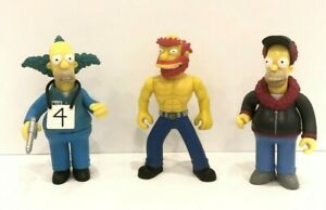 World-of-Simpsons-Action-Figures-Playmates-Toys-Homer-Willie-Krusty