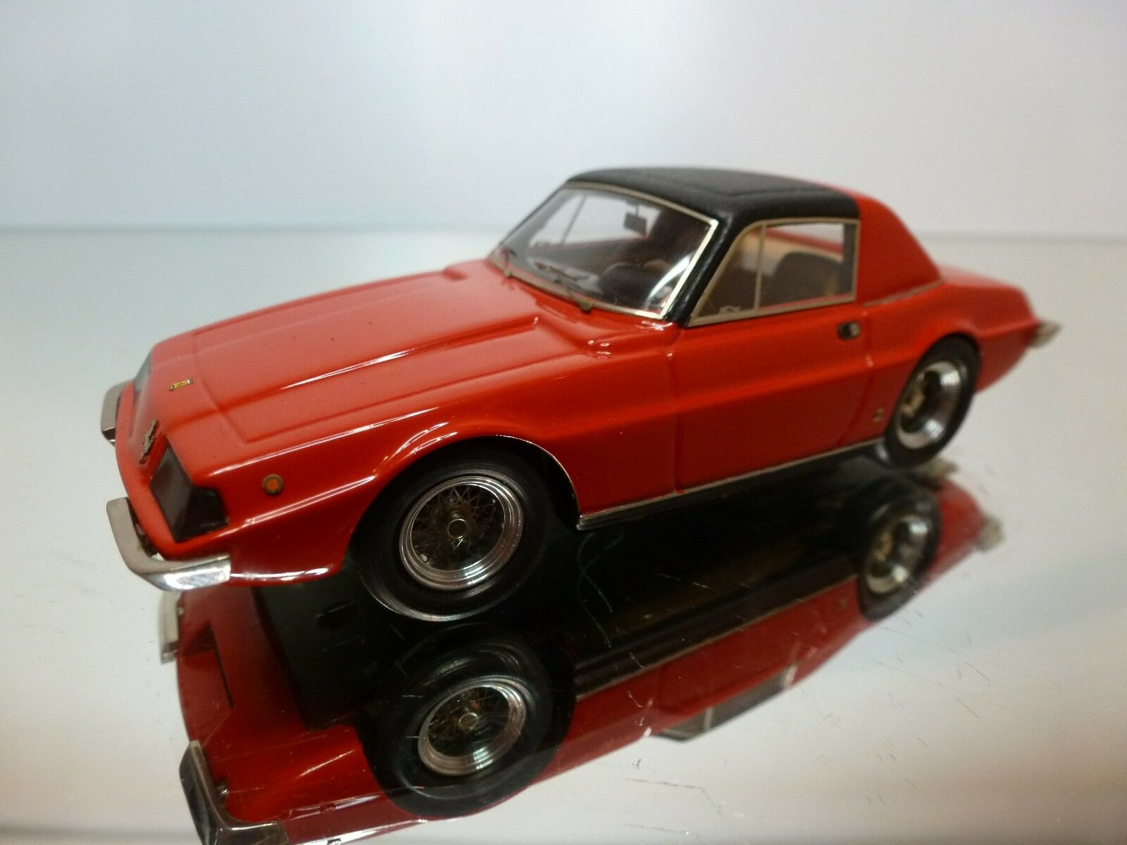 ABC BRIANZA 110 FERRARI 330 GTI ZAGATO CONgreenIBLE - RED 1 43 - EXCELLENT - 7 8