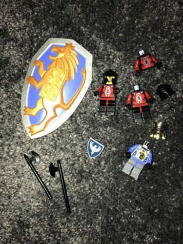 Shield Lego Knights' Kingdom 8875 Spares Minifigures Accessories