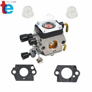 Carburetor Air Fuel Filter Gasket Carb for STIHL FS85 FS38 FS45 FS46 FS55 KM55
