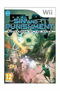 Sin-and-Punishment-Successor-of-the-Skies-Wii