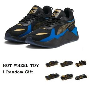 9d6d64def83f3d Puma RS-X Toy Hotwheels Bone Shoes Sneakers Authentic 370404-01 Size ...