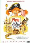Pippi in The South Seas 0759731409728 With Nikolaus Schilling DVD Region 1