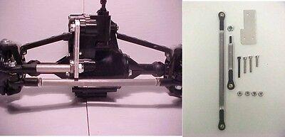 Tamiya Clodbuster/Bullhead Rear Steer Lockout Kit