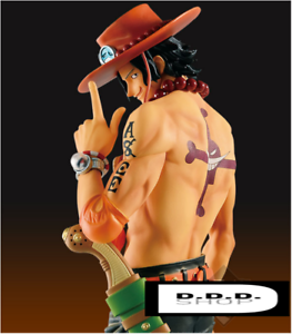 Banpresto IchibanKuji ONE PIECE THE BEST EDITION E prize No.5 Ace figure