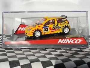 NINCO FIAT PUNTO 'CATALUNYA COSTA BRAVA 2003'  #350189 NEW OLD STOCK BOXED