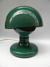 LAMPADA lamp JUCKER Scarpa Flos vintage GREEN VERDE RARA!