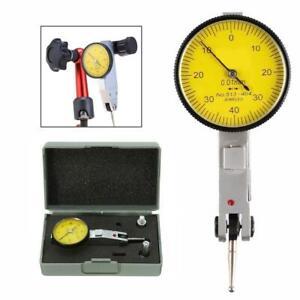 Indicateur-d-039-Essai-Cadran-a-Levier-Compteur-Outil-Mesure-Jauge-Precision-0-01mm