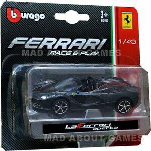 Ferrari Laferrari Aperta 1 43 Diecast Modellauto Die Cast Modelle Spielzeug La Ferrari Ebay
