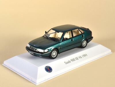 """Saab 99 Turbo Prototype 1977 Serie /""""Saab Car Museum/"""" M = 1:43 von Atlas"""