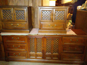 Image Is Loading Drexel Esperanto Mid Century Modern Bedroom Furniture 1800