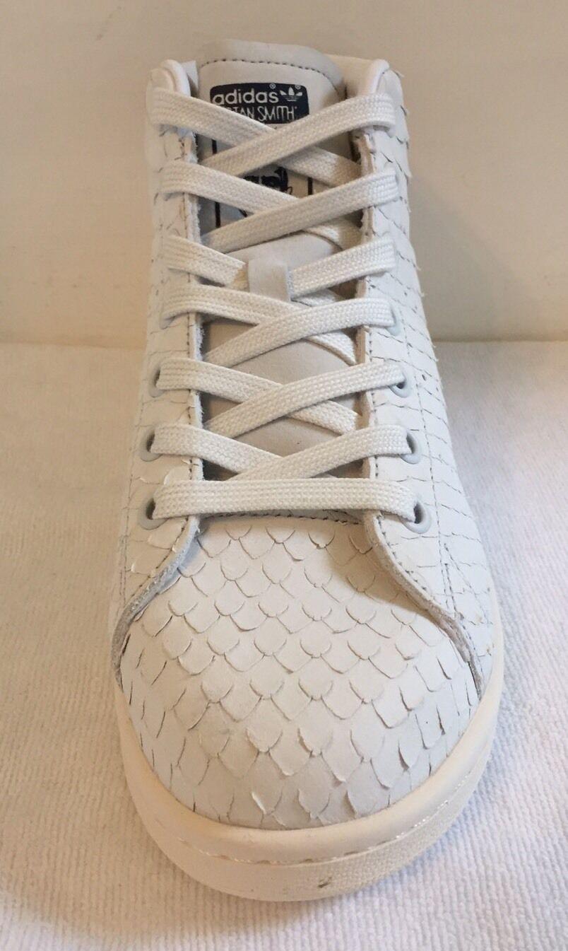 Adidas stan smith rettile dimensione di stampa stampa stampa bnib 3,5 (regno unito) 997f71