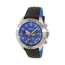 Fossil Retro Traveler Leather Chronograph Mens Watch CH2893