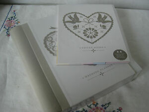 set wedding planner stickers file vintage heart book folder engagement gift ebay