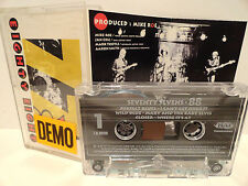 FREE SHIP The Seventy Sevens 88 Eighty Eight Demo Cassette Tape Mike Roe Xian
