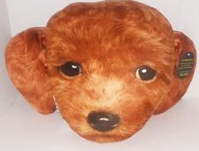 Goldendoodle Expressions Plush Pillow Dog