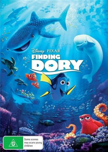 1 of 1 - Finding Dory (DVD, 2016) New & Sealed
