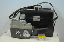 Sekonic Micro-Eye 53EE Movie Camera w/Hand Grip & Case
