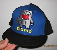 Robot Domo Hat Snapback Embroidered Domo One Size Fits Most Adults
