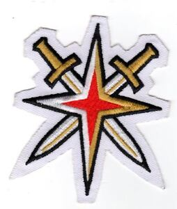 f906178177d Image is loading VEGAS-KNIGHTS-JERSEY-PATCH -SECONDARY-WHITE-INAUGURAL-SEASON-