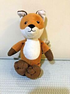 FOX-KINDER-FERRERO-CIOCCOLATO-Peluche-giocattolo-morbido-animali-Trapunta-da-collezione