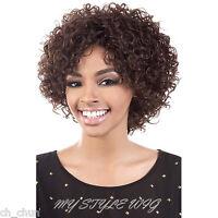 Motown Tress Human Remy Hair Wig - Hr. Cindy