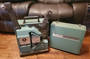 Vintage Bell & Howell Filmosound 1580C 16mm Movie Film Projector SEE PICS READ