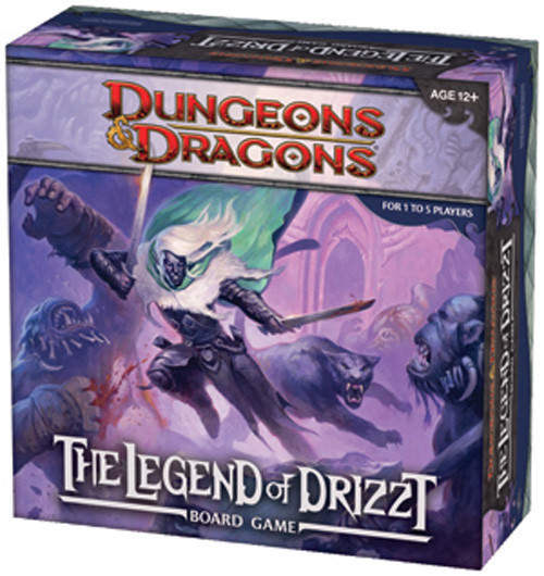 DONJONS & DRAGONS-La Légende de Drizzt - (Neuf)