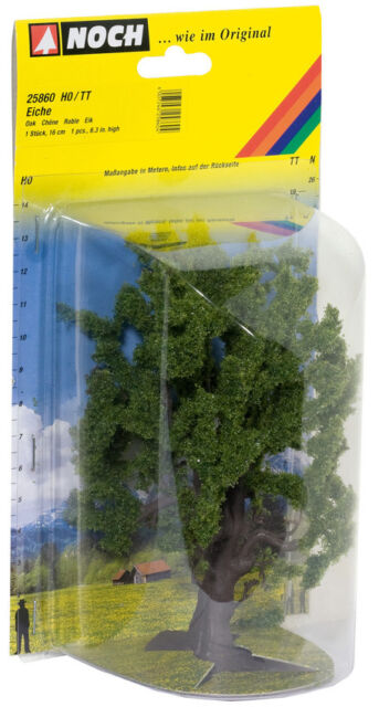 NOCH 25860 Oak Tree 16cm HO OO TT N Model Railway