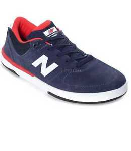 a5961b10704c NEW MEN S NEW BALANCE 533 STRATFORD BOSTON NAVY SKATE SHOES NM5330BW ...