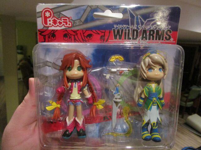 Wild Arms 5th Vanguard Figures Pinky Street  PS2 Vinyl POP