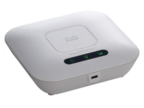 NEW Cisco WAP121-A-K9-NA WAP121 Small Business Wireless Access Point with PoE
