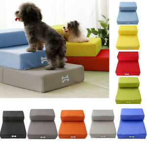 2-Step-Cat-Dog-Ramp-Pet-Stair-Portable-Folding-Sponge-Easy-Climb-Up-Ladder