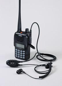 Alinco Eme-56a Haute Qualité Casque Pour Dj-a-série/dj-500/dj-100/dj-md5-afficher Le Titre D'origine
